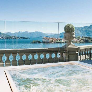 4 nights at Villa & Palazzo Aminta as VIP Guests – Lake Maggiore, Italy
